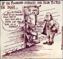 Image of If The Founding Fathers Had Been Tested For Drugs... - Boileau, Linda, 1958-